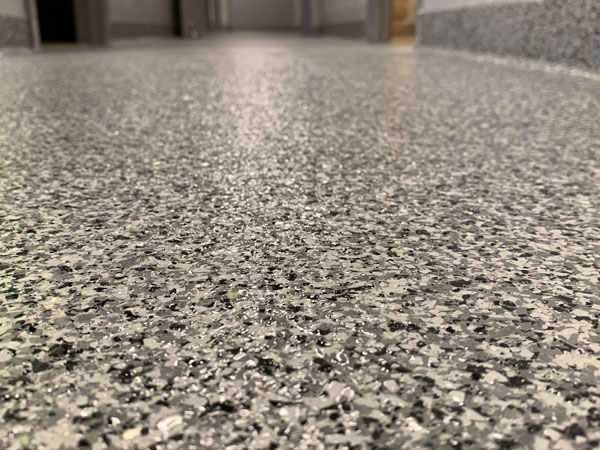 interior floor coating